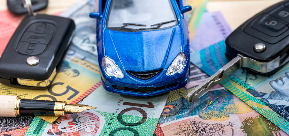Cars and taxes for financial year