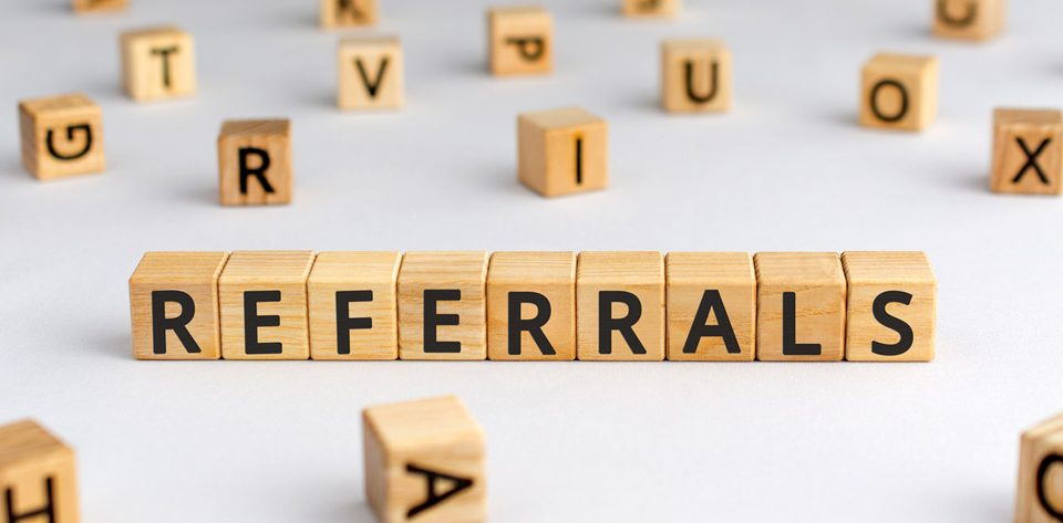 Growing your business with referrals